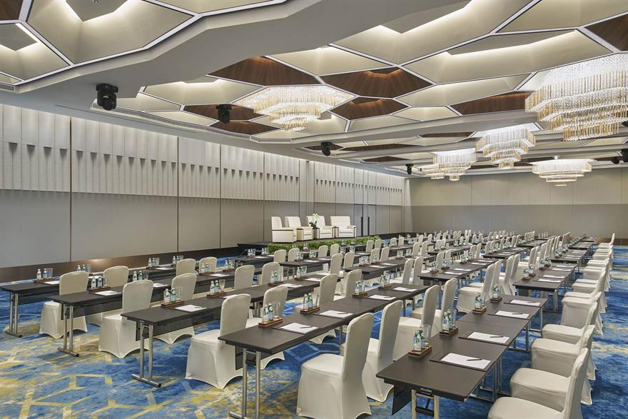The Pan Pacific Singapore opens new ballroom | C&IT