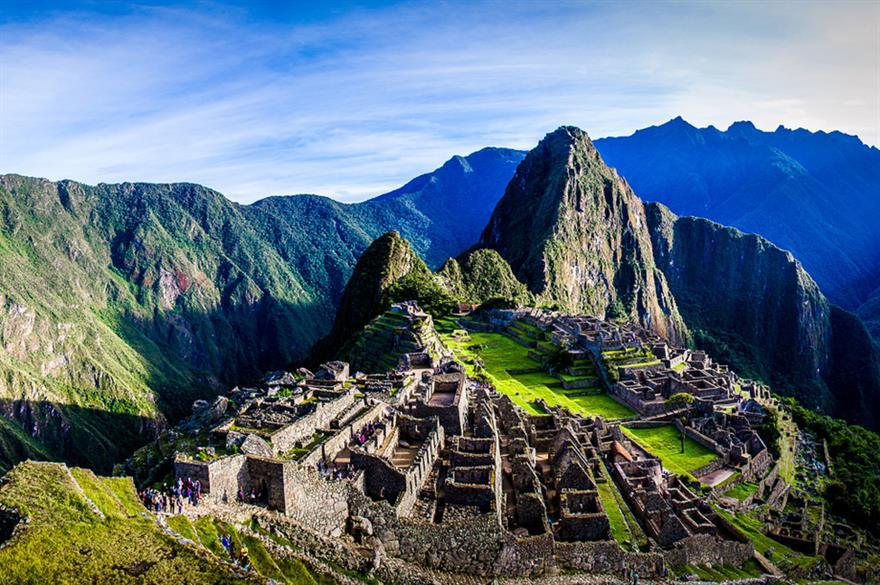 Peru and South America more popular for incentives
