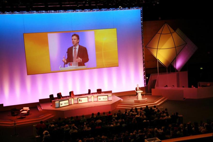 RCN Congress to return to the Bournemouth International Centre in 2015