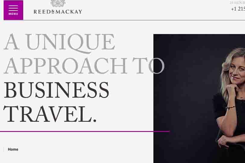 Reed & Mackay's homepage