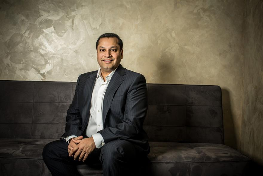 Reggie Aggarwal, the founder and CEO of Cvent