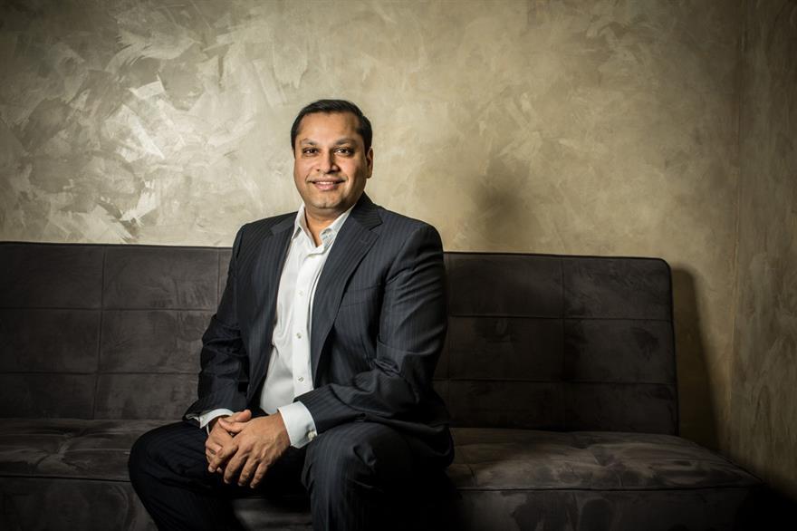 Cvent founder Reggie Aggarwal
