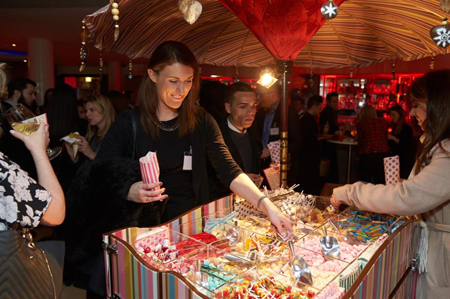 The Roof Gardens' Carnival Showcase