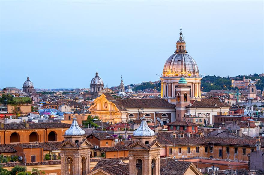 Rome will be one of the cities the network will aim to target (©istockphoto.com)