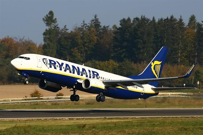 Ryanair will increase its London Luton to Copenhagen service to four times daily