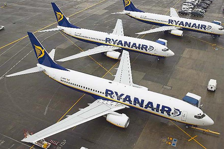 Ryanair launches business class service