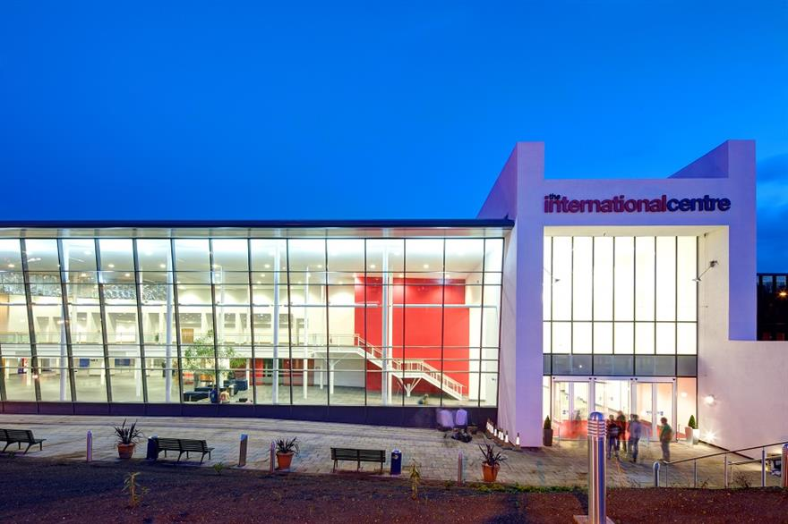 The International Centre Telford