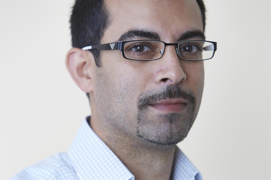 Paul Saggar, director of digital strategy