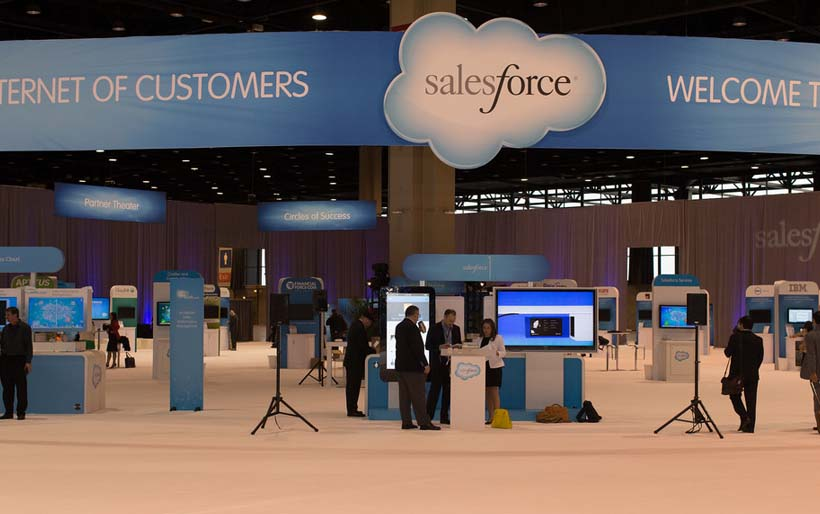 Salesforce returns to the ICC at ExCel London
