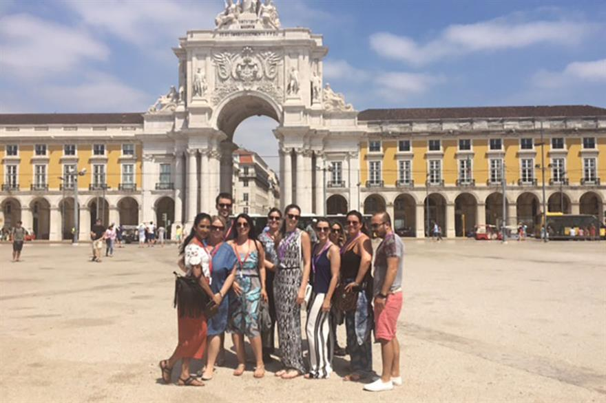 In Pictures: Sana Hotels fam trip to Lisbon