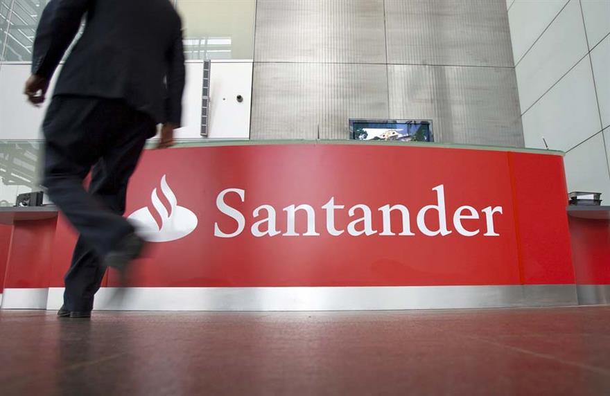 Santander re-appoints Banks Sadler