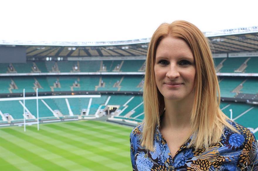 Sarah Duggan joins Twickenham Experience