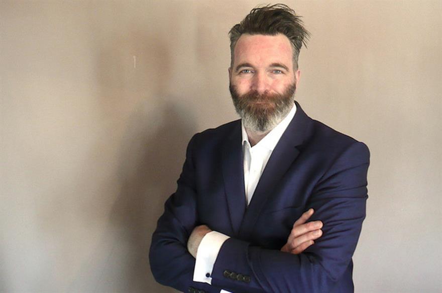 Andrew Savill, new business development, vice president at Freeman XP