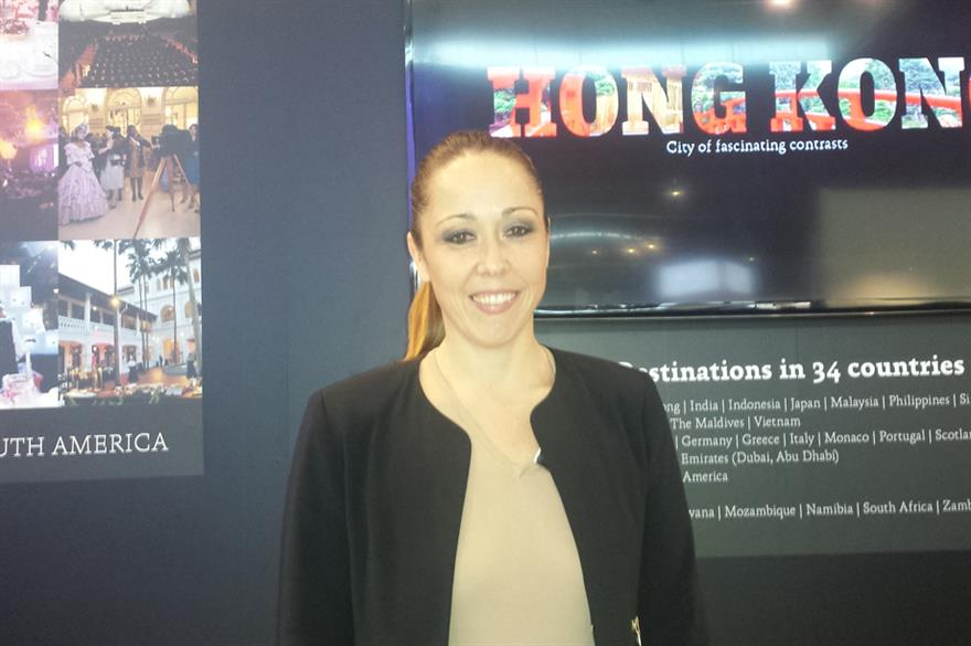 Pacific World's global managing director Selina Chavry