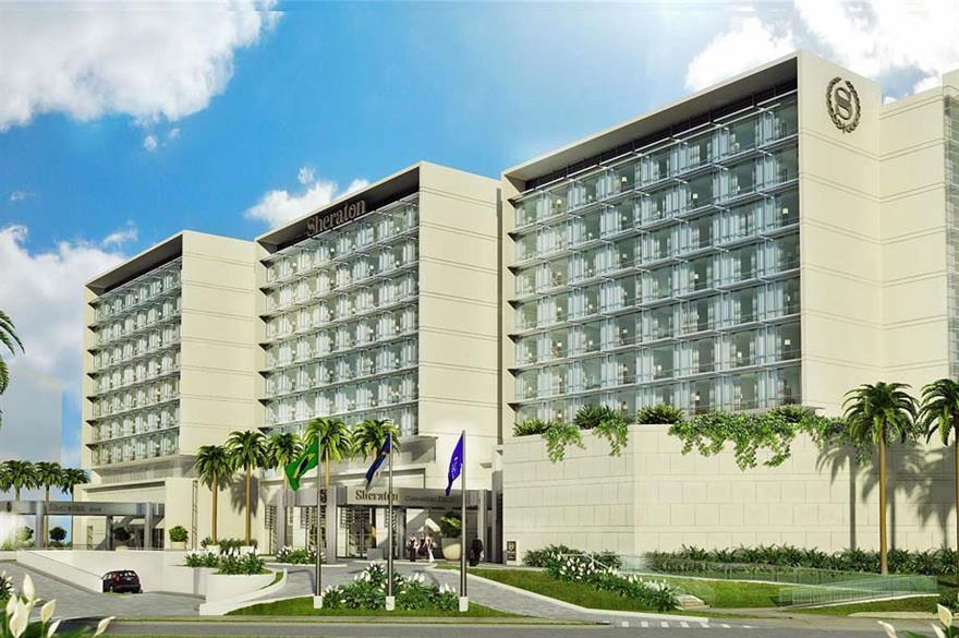 Starwood Hotels opens new Brazil property