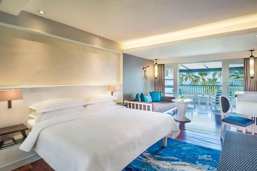 Sheraton opens new Thailand resort