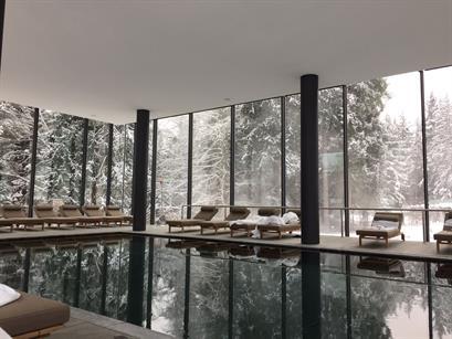 Spa at the Waldhaus Flims Mountain Resort & Spa