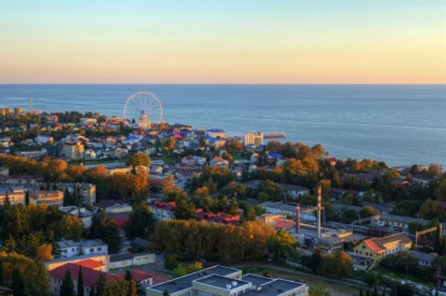 Marriott opens first hotel in Sochi, Russia
