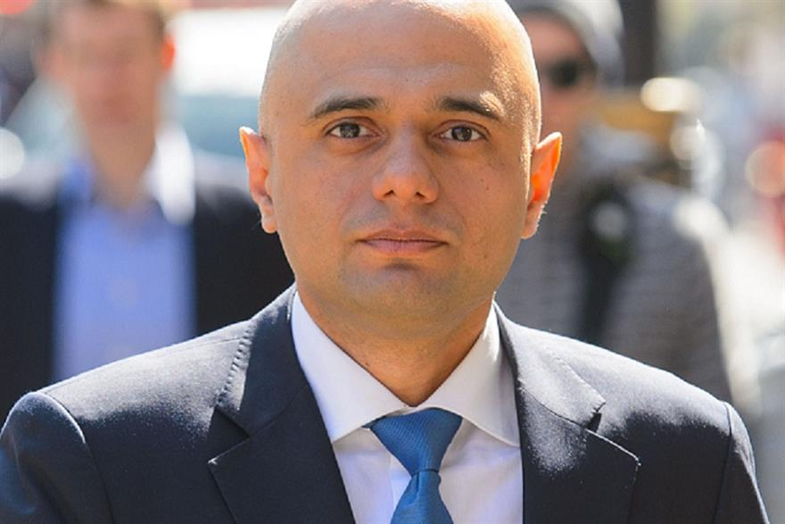 Secretary of State for Culture, Media and Sport, Sajid Jarvi