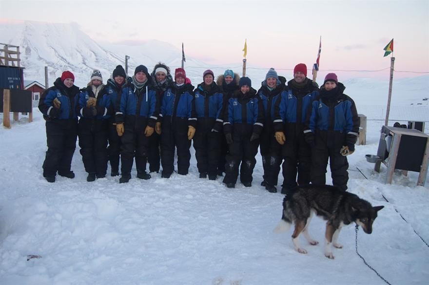 In Pictures: Fam trip to Svalbard, Norway