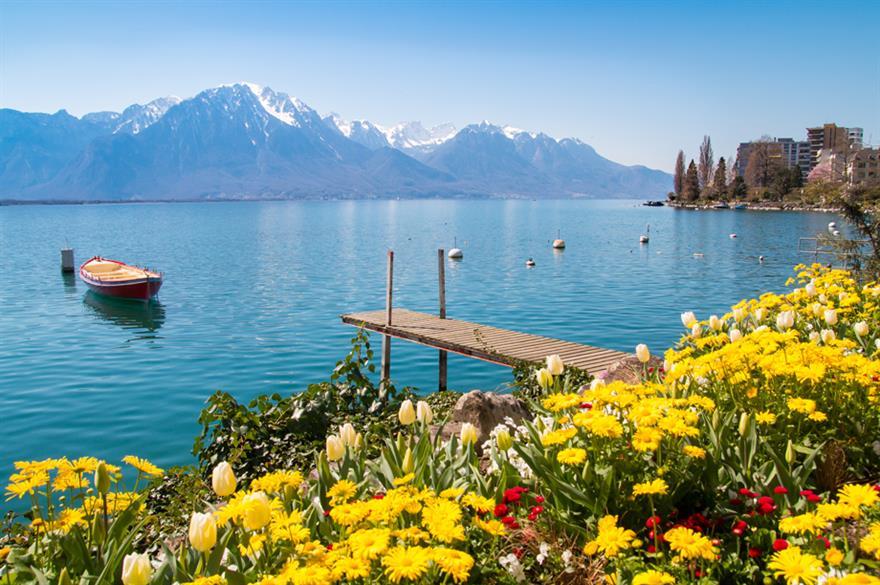 Lake Geneva @istock.com