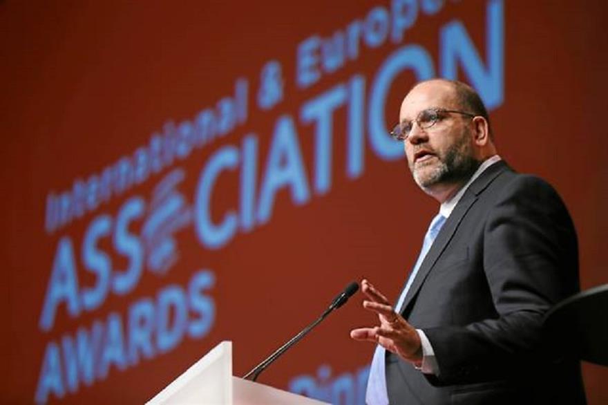 Association Network's executive director, Damian Hutt