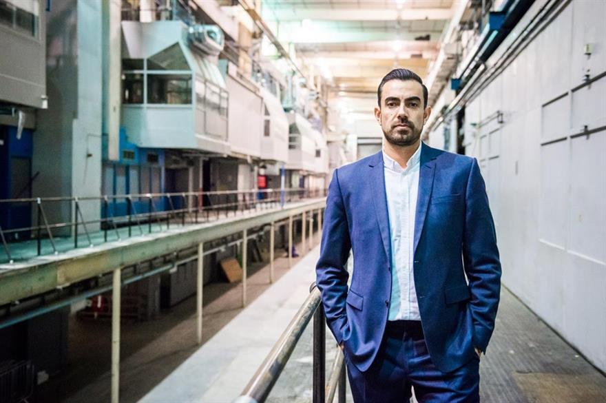 Tarek Gjonnes to run Venue Lab