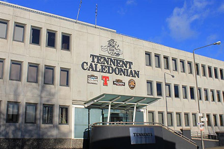 Tennent's has launched a new conferencing facility in Wellpark brewery