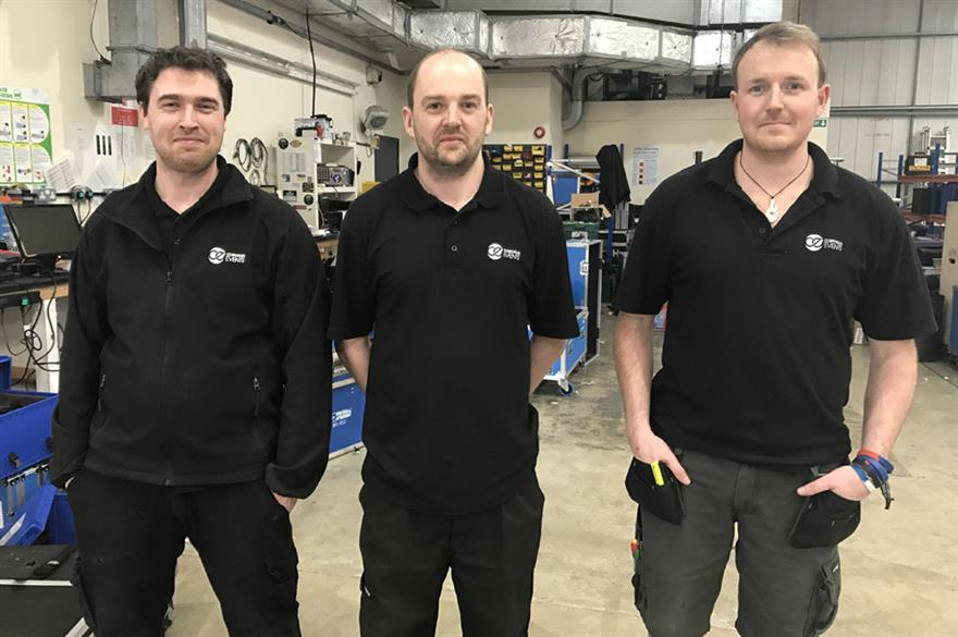 Corporate Events has expanded its technical team