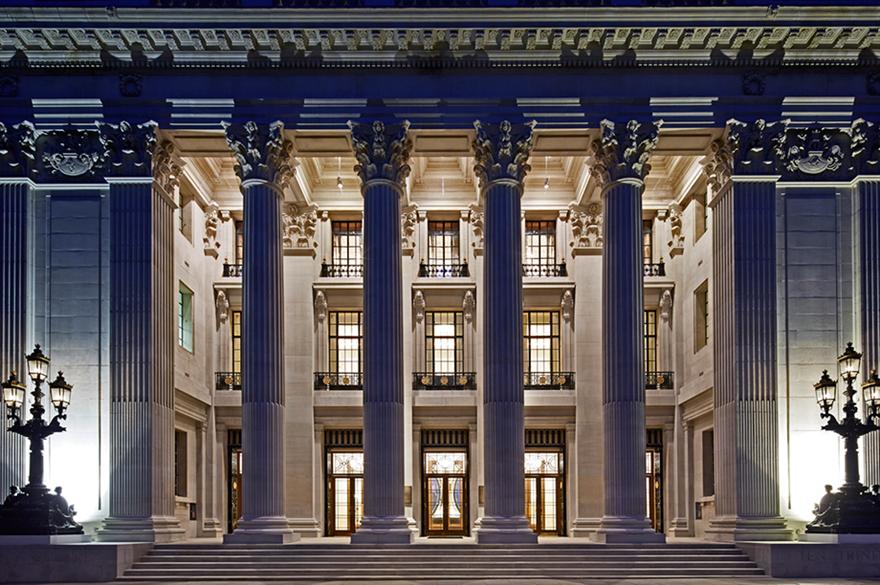 Four Seasons Hotel London at Ten Trinity Square opens