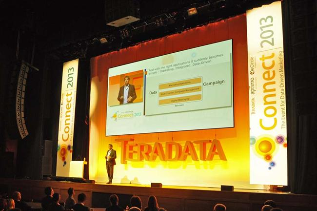 Teradata Connect 2014 conference kicks off today