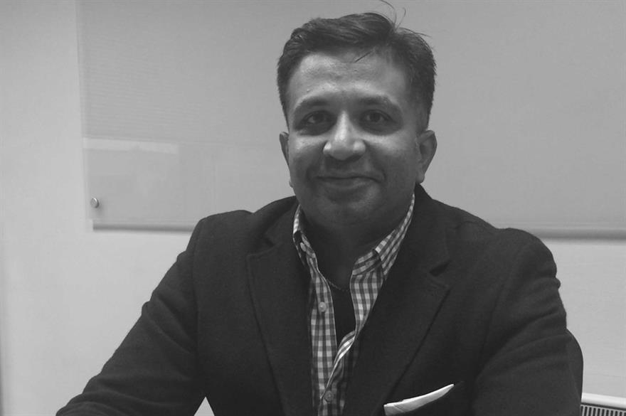 TFI Group's new CEO Sanjay Patel