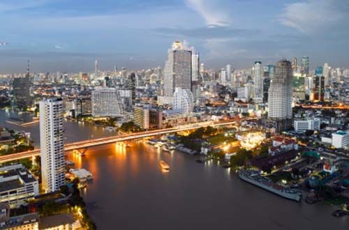 Thailand sees 13% uplift in business travellers in 2013