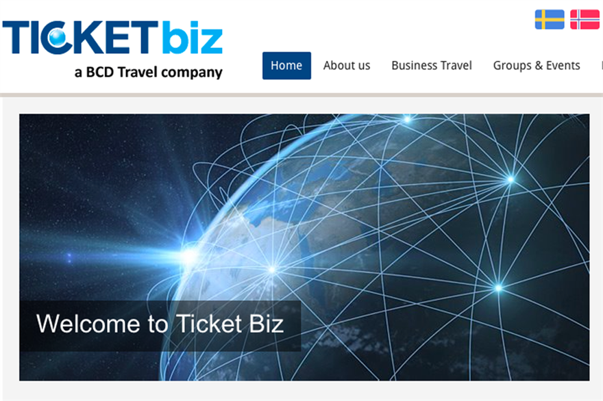 BCD Travel acquires Ticket Biz