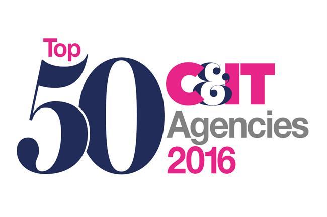 Top 50 Agencies 2016: profiles 1-10