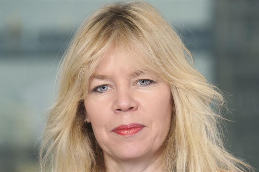 London & Partners' Tracy Halliwell