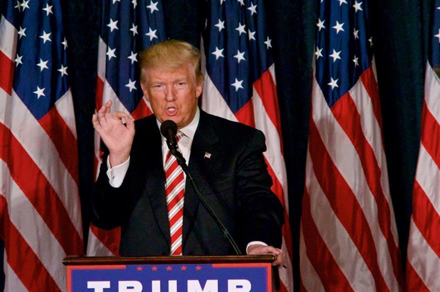 Donald Trump (©iStockphoto.com)