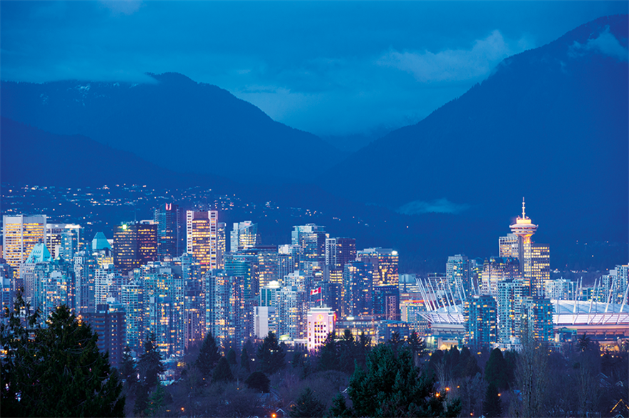 Vancouver, Canada has become an attractive alternative to the US
