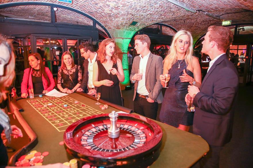 Victorian Fantasy party at Tobacco Dock