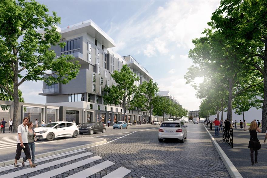 Viparis will open a new hotel complex within the Porte de Versailles exhibition site
