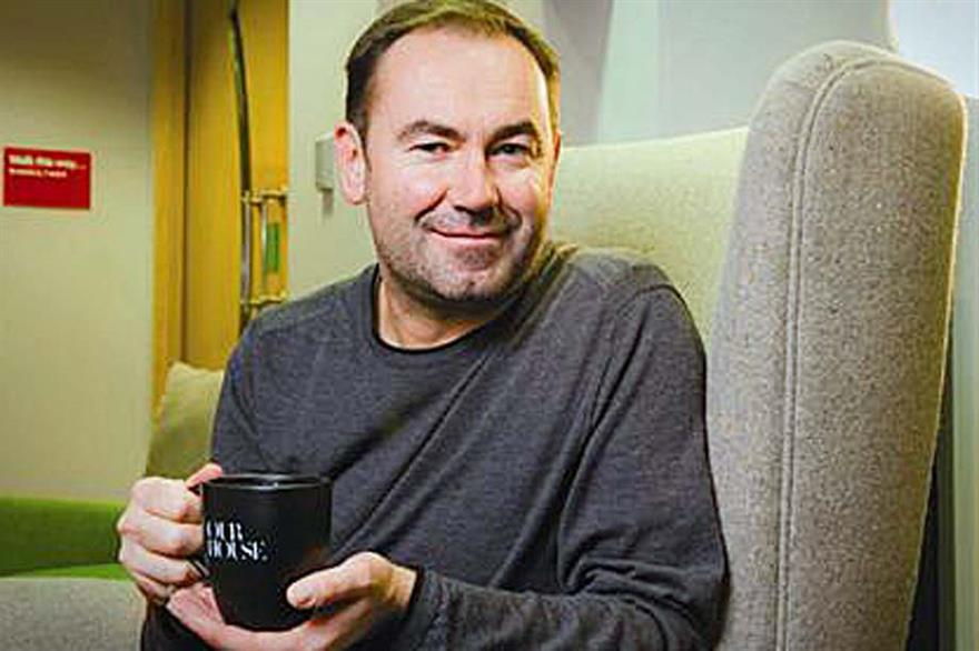 Nokia role beckons for Virgin Media's Dornan
