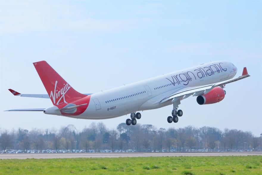 Virgin Atlantic conference lands in Edinburgh tomorrow