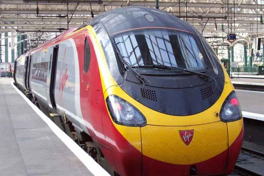 Virgin Trains and NEC Group agree partnership