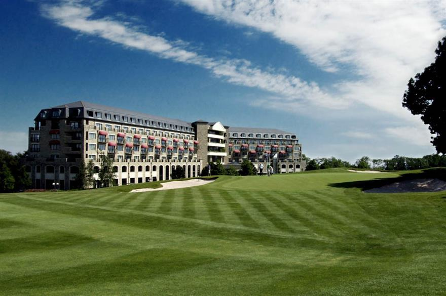 Celtic Manor, South Wales
