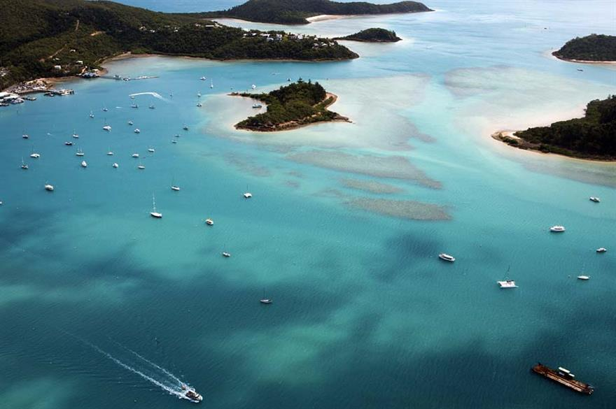 Five incentive ideas for Australia's Whitsunday Islands