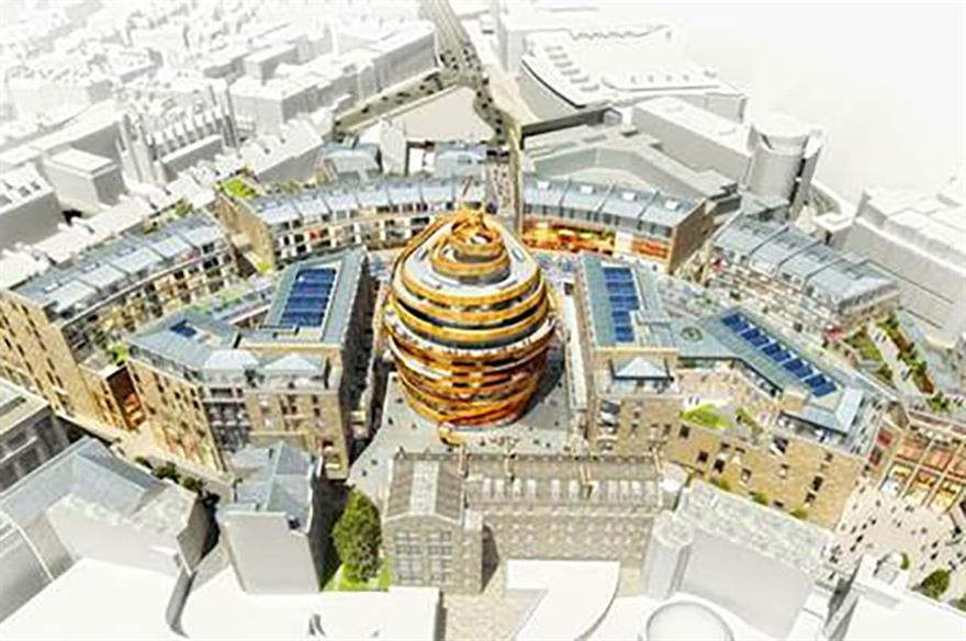 Starwood to bring W Hotels brand to Edinburgh