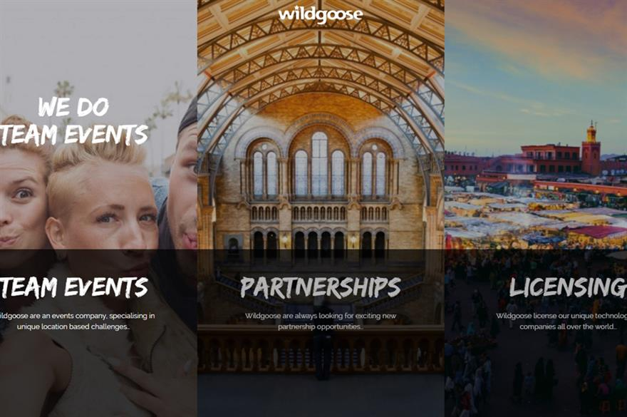 Wildgoose has launched a new website to showcase it services as the business grows