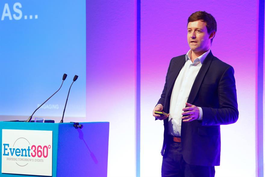 Twitter UK head of brand staretgy & creative, Will Scougal