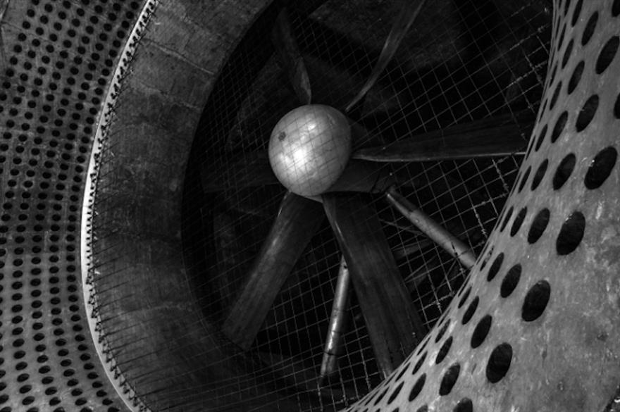Historic wind tunnels for events hire from 2014