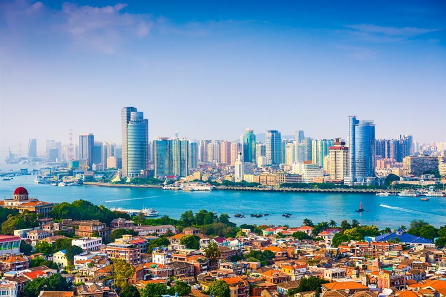 Xiamen (Image @istock.com)